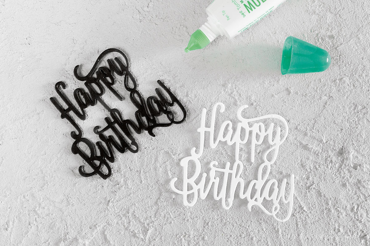 cake topper happy birthday basteln mit stampin 39 up. Black Bedroom Furniture Sets. Home Design Ideas
