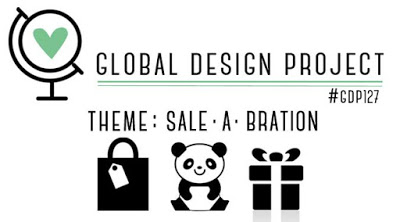 Global Design Project GDP127 - Thema Sale-a-Bration